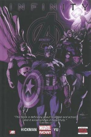 Avengers : Infinity (Marvel Now) Volume 4 - Jonathan Hickman