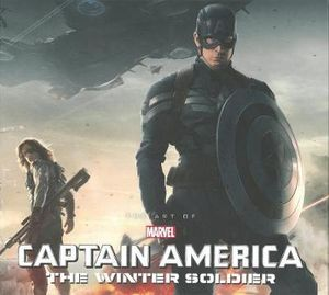 Marvel's Captain America : Winter Soldier: the Art of the Movie Slipcase - Marvel Comics
