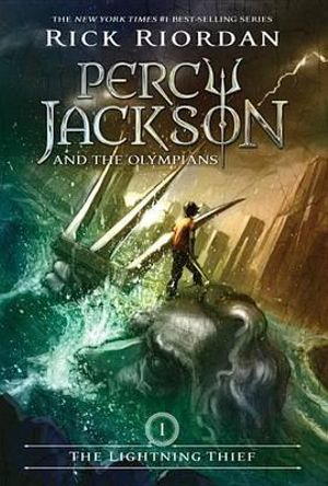 The Lightning Thief : Percy Jackson and the Olympians Series : Book 1 - Rick Riordan