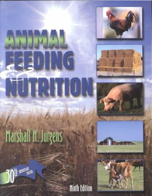 Nutrition Animal Animal Feeding And Nutrition