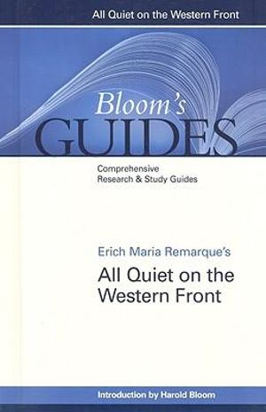 a philosophical analysis of erich maria remarques all quiet on the western front Wolf and erich maria remarque's all quiet on front - thug notes summary and analysis all quiet on the western front - erich maria.