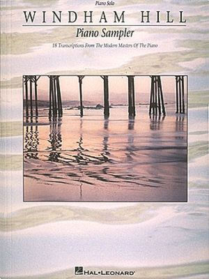 Windham Hill Piano Sampler : Piano Solo - Hal Leonard Publishing Corporation