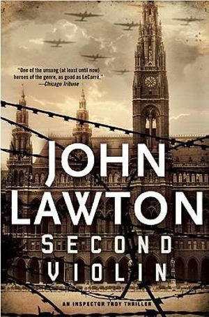 Second Violin :  An Inspector Troy Thriller - John Lawton