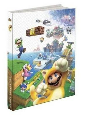 Super Mario 3D World Collector's Edition : Prima's Official Game Guide - Prima Games