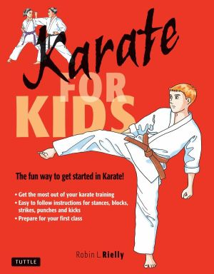 Childrens karate story books