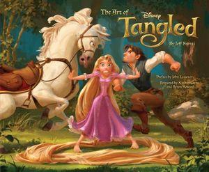 Parkas Book Review: The Art of Tangled - casper - 马到成功!
