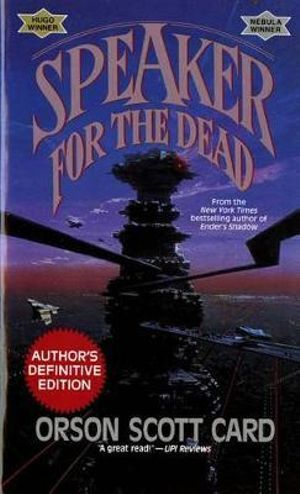Speaker for the Dead : Ender Wiggin Saga - Orson Scott Card