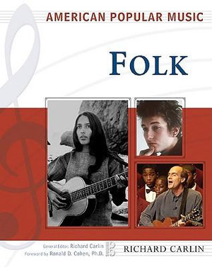 Folk : American Popular Music - Richard Carlin