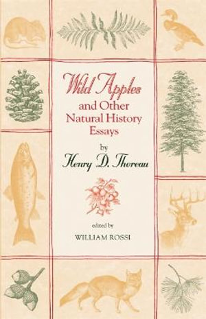 friendship and other essays thoreau