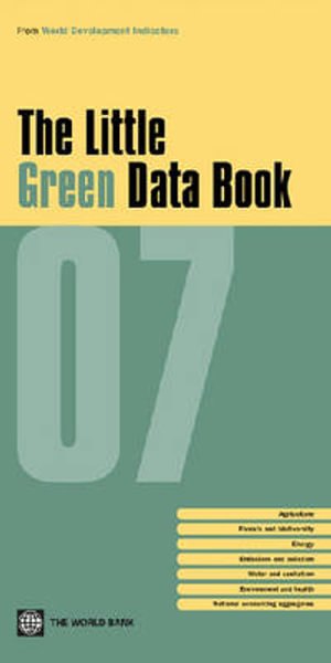 The Little Green Data Book - World Bank Publications