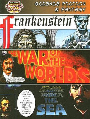 Science Fiction & Fantasy : Frankenstein/The War of the Worlds/20,000 Leagues Under the Sea - Monica Rausch