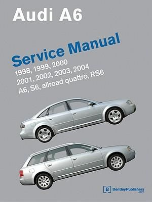 1998 Audi A6 A 6 Owners Manual Audi