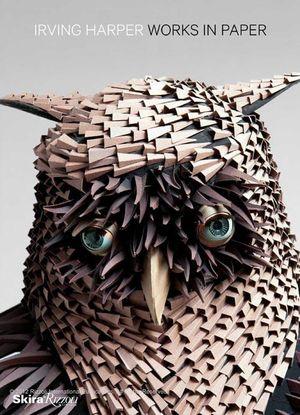 Irving Harper : Paper Sculptures : Works in Paper - Michael Maharam