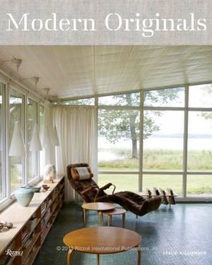 Modern Originals : At Home with Midcentury European Designers - Leslie Williamson