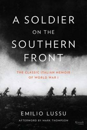 A Soldier on the Southern Front : The Classic Italian Memoir of World War I - Emilio Lussu