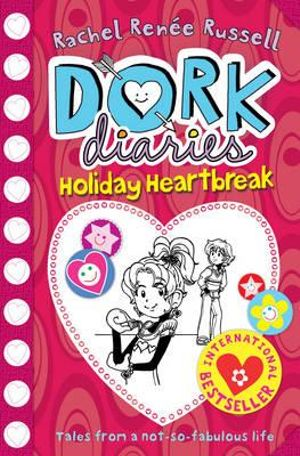 Holiday Heartbreak : Dork Diaries Series : Book 6 - Rachel Renee Russell