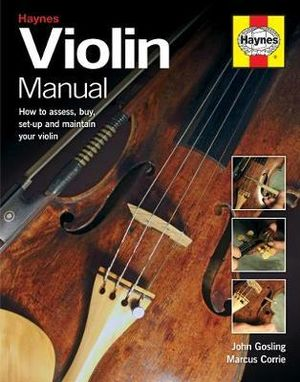 Violin Manual - J. Gosling