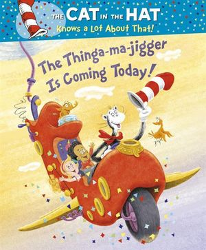 Booktopia the cat in the hat knows a lot about that the thinga ma