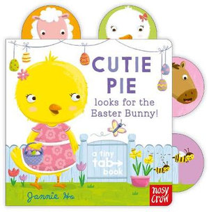 Tiny Tabs : Cutie Pie Looks for the Easter Bunny - Jannie Ho