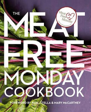 Meat Free Monday Cookbook - Paul McCartney