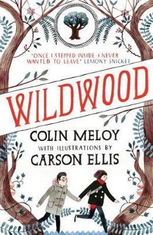 a review of wildwood a book by colin meloy Ya books, rpg and the new decemberists lp: colin meloy rolls the  did  publish a trilogy of ya fantasy novels: wildwood (which hit the new.