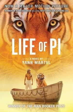 Life of Pi : Winner of the Man Booker Prize 2002 - Yann Martel
