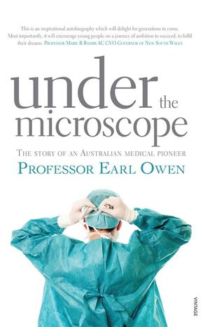 Under the Microscope - Earl Owen