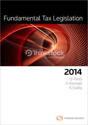 Fundamental Tax Legislation 2014 - Dale Pinto