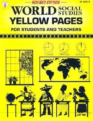 U.S. Social Studies Yellow Pages: For Students and Teachers Kids' Stuff and Jean Signor
