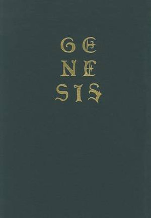 Genesis : William Blake's Last Illuminated Work - Robert N. Essick
