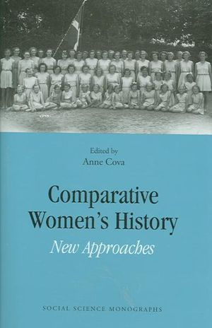 Comparative Women's History : New Approaches - Anna Cova