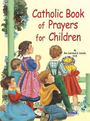 Catholic Book of Prayers for Children Jude Winkler