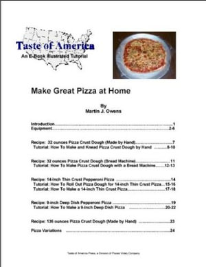 Make Great Pizza at Home - Martin J. Owens