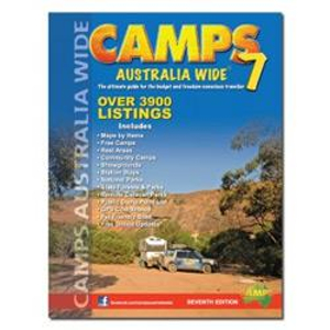 Camps Australia Wide 7 : 7th Edition