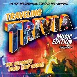 Traveling Trivia : Music Edition, Volume 1 - Holton House Audio
