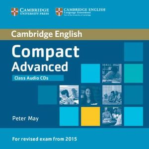Compact Advanced Class Audio CDs (2) - Peter May