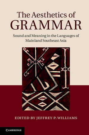 The Aesthetics of Grammar - Jeffrey P. Williams