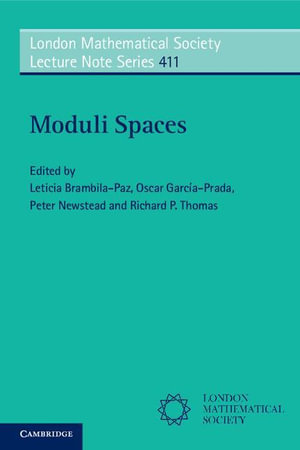 Moduli Spaces - Leticia Brambila-Paz
