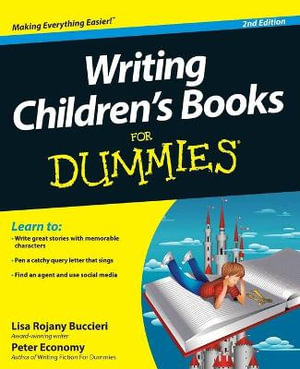 Writing Children's Books For Dummies : 2nd Australian Edition - Lisa Rojany Buccieri