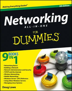Networking All-in-One For Dummies : For Dummies (Lifestyles Paperback) - Doug Lowe