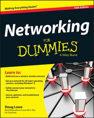 Networking For Dummies - Doug Lowe