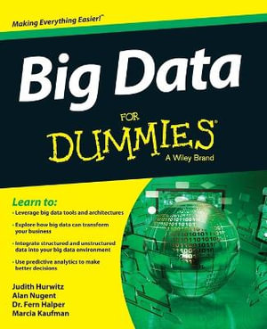 Big Data For Dummies - Judith Hurwitz