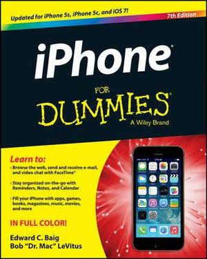 iPhone For Dummies : 7th Edition - Edward C. Baig