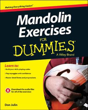 Mandolin Exercises For Dummies : For Dummies - Don Julin
