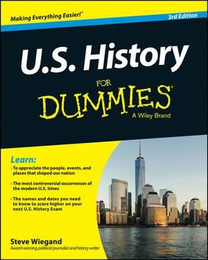 U.S. History For Dummies - Steve Wiegand