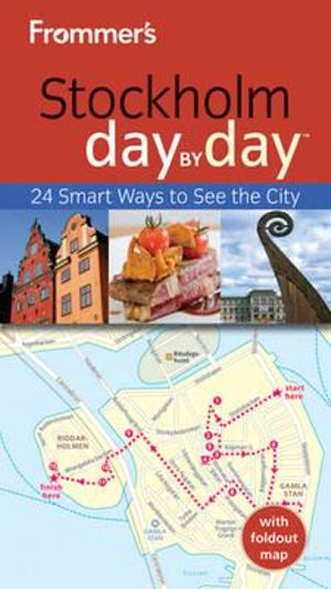 Frommer's Stockholm Day By Day : Frommer's Day by Day - Pocket - Mary Anne Evans
