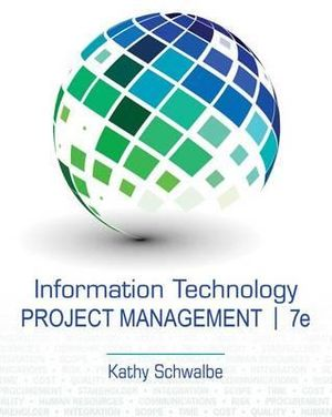 Information technology project management 7th edition kathy