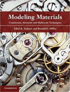 Modeling Materials - Ellad B. Tadmor