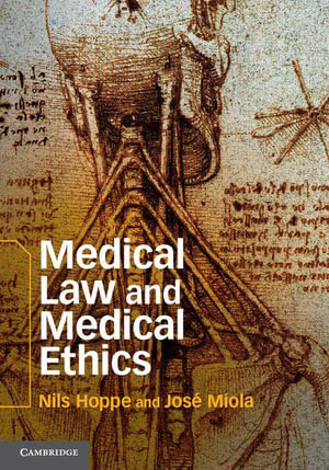 Medical Law and Medical Ethics - Nils Hoppe