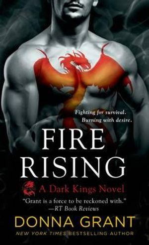 Fire Rising - Donna Grant